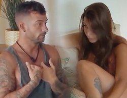 """Fani y Rubén, enfrentados en 'La isla de las tentaciones': """"Tu apoyo era el que necesitaba y no lo recibí"""""""