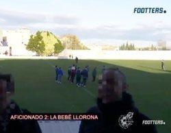 Machismo en el fútbol: Acosan e insultan a una operadora de cámara durante un partido en Murcia