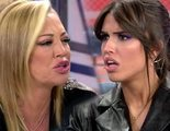 Belén Esteban y Sofía Suescun terminan entre insultos por los pasillos de Telecinco