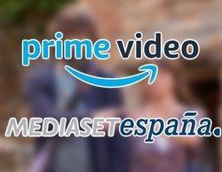 Amazon Prime Video estrenará seis nuevos contenidos exclusivos de Mediaset