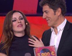 'Tu cara me suena': María Isabel gana la cuarta gala y vuelve a romperse de emoción