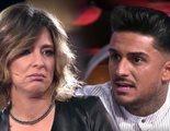 La gran bronca entre Sandra Barneda e Ylenia contra Julián en 'El debate de las tentaciones'