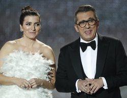 Los Goya, 'El hormiguero', 'Tu cara me suena' y 'La isla de las tentaciones, lo más visto del mes de enero