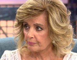 María Teresa Campos relata con dolor en 'Sábado deluxe' cómo ha sido su amarga ruptura con Edmundo