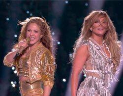 Así fue la espectacular actuación de Shakira y Jennifer Lopez en la la Super Bowl 2020
