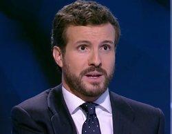 """Pablo Casado opina sobre el pin parental en TVE: """"Claro que los hijos son de los padres"""""""