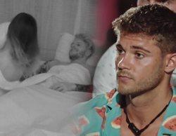 """Ismael, al ver la noche de sexo de Andrea y Óscar en 'La isla de las tentaciones': """"La traición tiene nombre"""""""