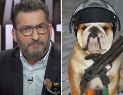 La Fiscalía denuncia a Toni Soler por el gag de los Mossos y los perros en TV3
