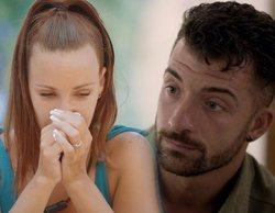 Rubén rechaza a Fani en 'La isla de las tentaciones' y pone en duda su relación
