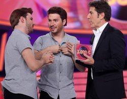 'Tu cara me suena 8': Gemeliers se convierten en ganadores con su actuación como Pablo Alborán