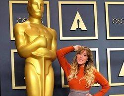 Gisela pisa la alfombra de los Oscar 2020 y se reúne con las otras 9 Elsas