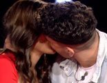 Pol y Nuria se besan por fin en 'El tiempo del descuento':