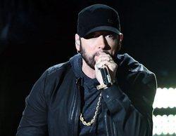 """Eminem sorprende en los Oscar al cantar """"Love Yourself"""" tras ausentarse cuando ganó el premio en 2003"""