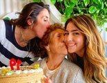 Muere Lola, la madre de Paz Padilla, a los 91 años