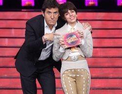 'Tu cara me suena 8': Nerea Rodríguez gana la Gala 6 con su imitación de Pedrito Fernández