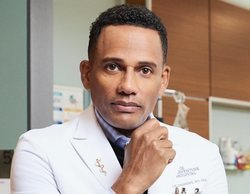 "Hill Harper: ""Espero que el público de 'The Good Doctor' sea su propia versión de Shaun"""