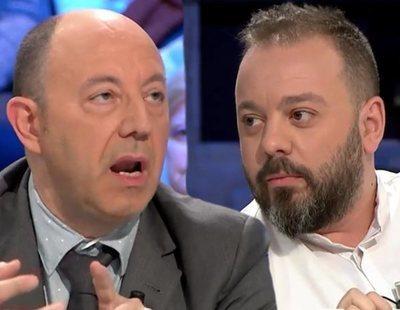 """Antonio Maestre estalla contra Bernardos: """"Se puede ser lamentable y luego ese argumento"""""""