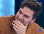 """Javy, emocionado al enterarse del éxito de """"Qué sabrá Neruda"""" en la Gala 5 de 'OT 2020': """"Muchas gracias"""""""