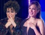 """El cariñoso reencuentro de Nina y Gisela en la Gala 5 de 'OT 2020': """"Es muy emocionante ver esto"""""""