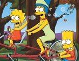 'Los Simpson' (4,4%) lidera y tres de sus capítulos se colocan entre lo más visto del día