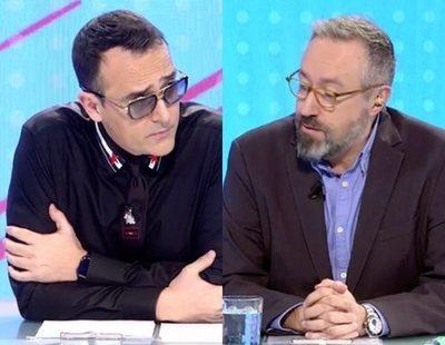 """Risto Mejide echa del plató a Girauta por llamar 'gilipollas"""" al público y no rectificar"""