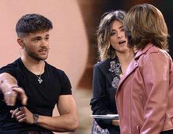"""Tensión entre la madre de Andrea y Sandra Barneda en 'El debate de las tentaciones': """"Si no aguantas, te vas"""""""