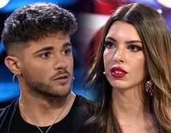 Óscar rompe con Andrea al descubrir que se acostó con Ismael tras las 'La isla de las tentaciones'