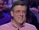 Jero Hernández recuerda en '¿Quién quiere ser millonario?' cómo fue su primera vez en el concurso hace 20 años
