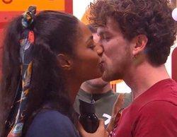 'OT 2020': Nia y Jesús se besan durante una clase de interpretación y los fans abren nueva carpeta