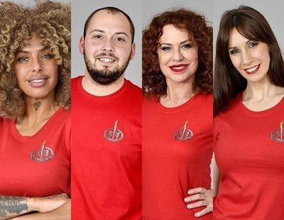 Yiya, José Antonio, Vicky y Fani, primeros nominados de 'Supervivientes 2020'