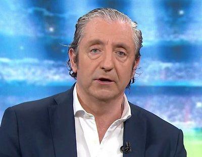 Josep Pedrerol explica el motivo de su ausencia en 'El Chiringuito' y 'Jugones'