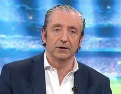 Josep Pedrerol explica el motivo de su ausencia al frente de 'El Chiringuito' y 'Jugones'