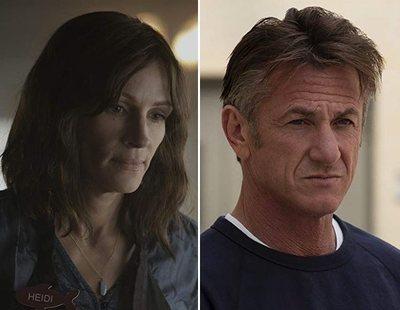Julia Roberts y Sean Penn protagonizarán la próxima serie del creador de 'Mr. Robot'