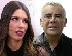 """Jorge Javier Vázquez, sorprendido ante el físico de Andrea: """"Eres mona, la televisión no te hace justicia"""""""