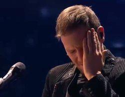 """Un extraño """"accidente"""" en la preselección eurovisiva de Eslovenia asusta a la audiencia"""