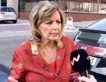 María Teresa Campos le tapa la boca a una reportera al preguntarle por Edmundo Arrocet