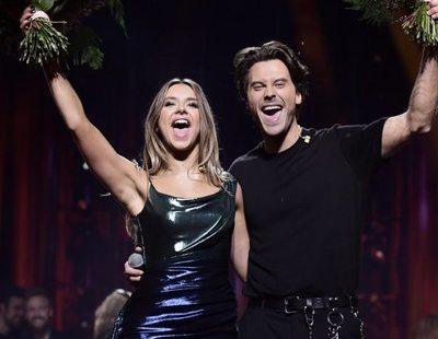 Victor Crone y Hanna Ferm se clasifican en la cuarta semifinal del Melodifestivalen 2020