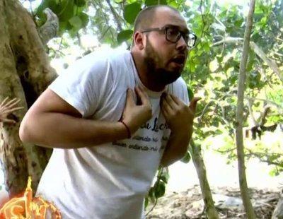 José Antonio Avilés, protagonista de las primeras broncas de 'Supervivientes 2020'