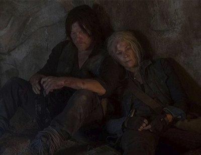 Carol comete una nueva imprudencia en el 10x09 de 'The Walking Dead'