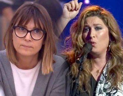 """Noemí Galera, contra Estrella Morente por su alegato taurino en 'OT 2020': """"No fue justo"""""""