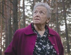 'Cuéntame cómo pasó': Herminia no supera la ruptura de Antonio y Mercedes y acaba perdiéndose en un bosque