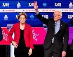 El debate de las primarias del Partido Demócrata arrasa en audiencia