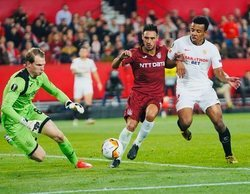 'Las mil y una noches' vuelve a destacar en Nova, pero lidera el empate del Sevilla FC - Cluj en Gol