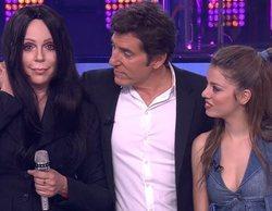 """Los Javis llaman por sorpresa a Belinda y Nerea en 'Tu cara me suena 8': """"Sois fundamentales"""""""