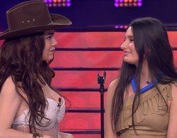 'TCMS 8': Irene Gil emociona a Chenoa con su actuación y recibe consejos de María Isabel de Eurovisión Junior