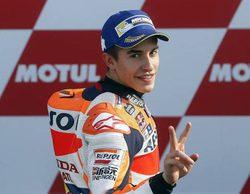 Telecinco lidera la mañana y la sobremesa gracias a la MotoGP