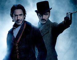 """""""Transformers: El lado oscuro de la luna"""" en FOX y """"Sherlock Holmes: Juego de sombras"""" en TNT empatan con un 0,7%"""