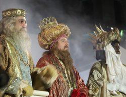 La 1 anota un 9,2% en la franja de la tarde con la Cabalgata de Reyes