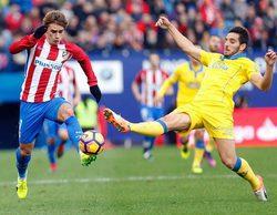 El partido entre Las Palmas y At. Madrid en beIN Sports es lo más visto del día