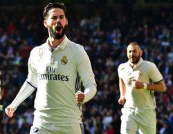 El Real Madrid - Granada arrasa en beIN Sports con un 9%